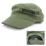 Green Canvas Hat