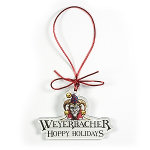 Weyerbacher Hoppy Holidays Ornament