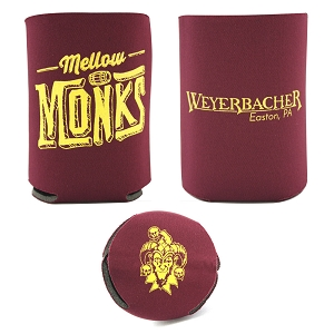 Mellow Monks Coozie