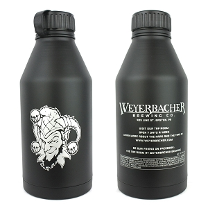 Weyerbacher Metal 64oz Growler