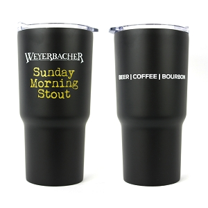 Weyerbacher Sunday Morning Stout Copper Lined Tumbler